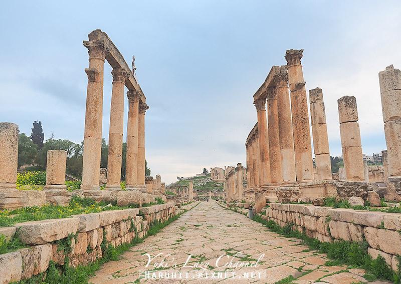 Jerash傑拉什羅馬古城21