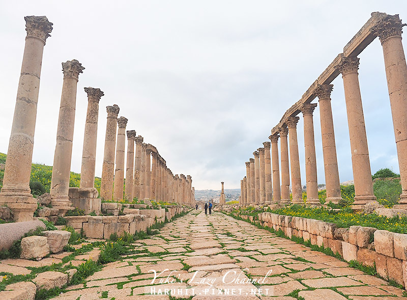 Jerash傑拉什羅馬古城23