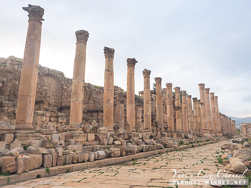 Jerash傑拉什羅馬古城24
