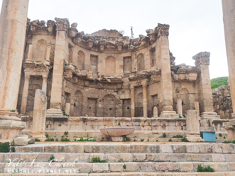 Jerash傑拉什羅馬古城25