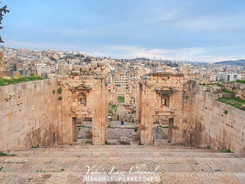 Jerash傑拉什羅馬古城27