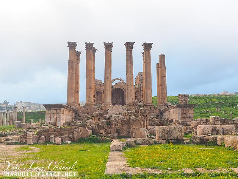 Jerash傑拉什羅馬古城28