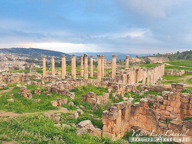 Jerash傑拉什羅馬古城29