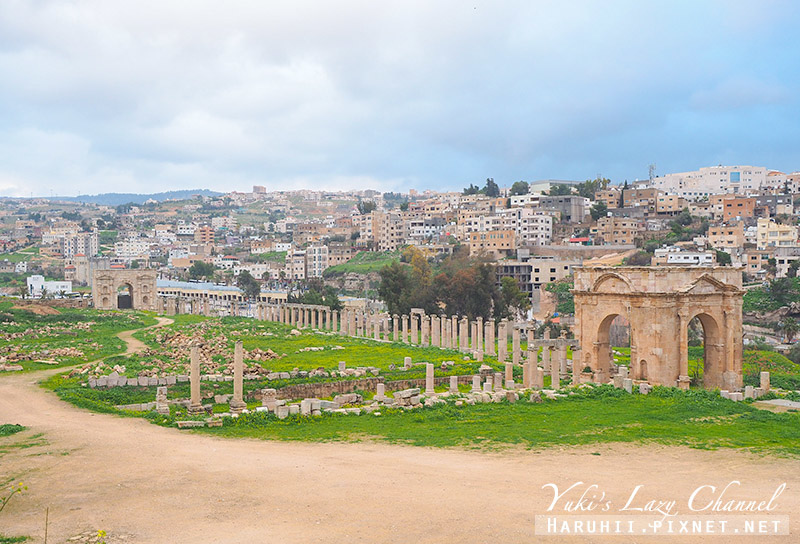 Jerash傑拉什羅馬古城34