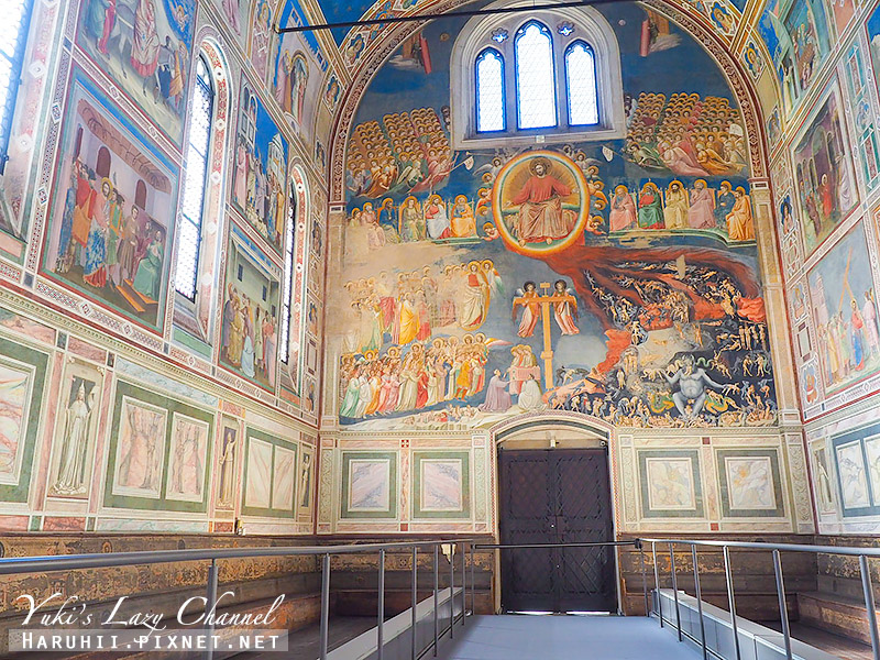 斯克羅威尼禮拜堂 Cappella degli Scrovegni6.jpg