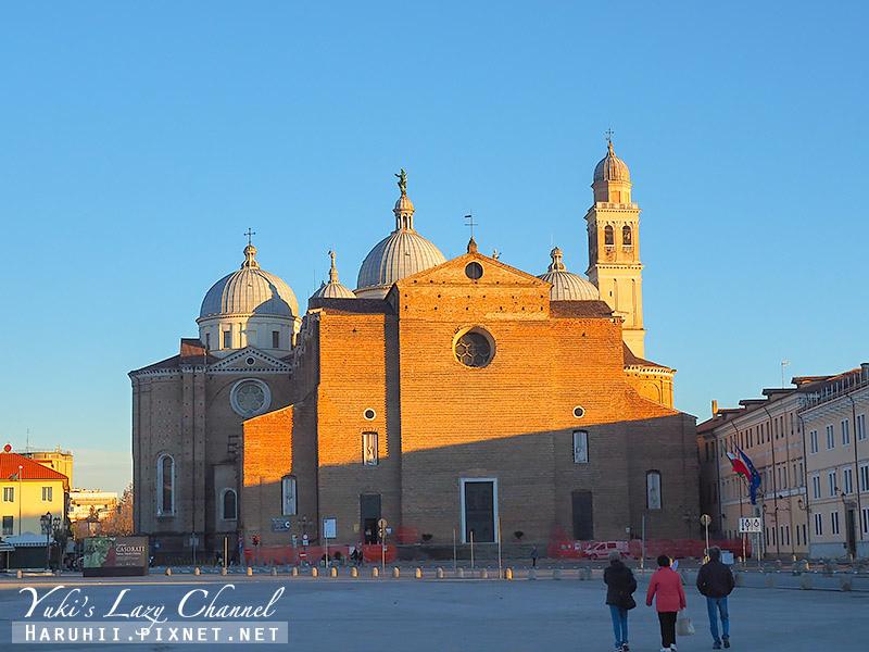 聖儒斯蒂娜聖殿 Abbazia di Santa Giustina.jpg