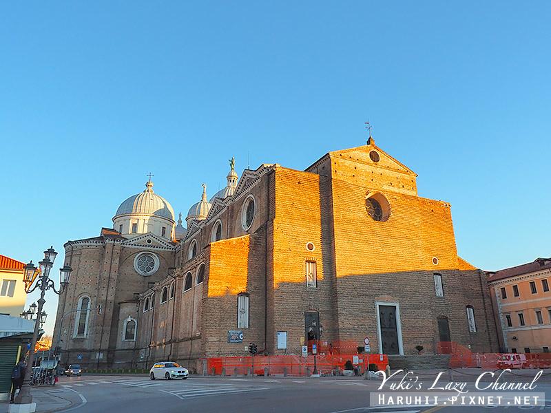聖儒斯蒂娜聖殿 Abbazia di Santa Giustina1.jpg