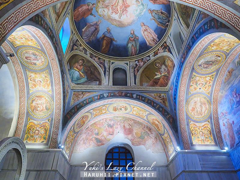 聖儒斯蒂娜聖殿 Abbazia di Santa Giustina5.jpg
