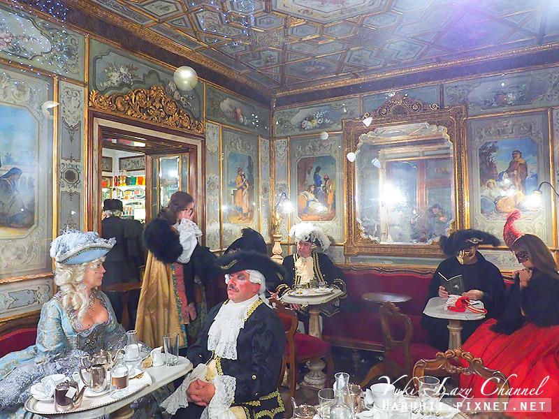 威尼斯弗洛里安咖啡館Caffe Florian花神咖啡館6.jpg
