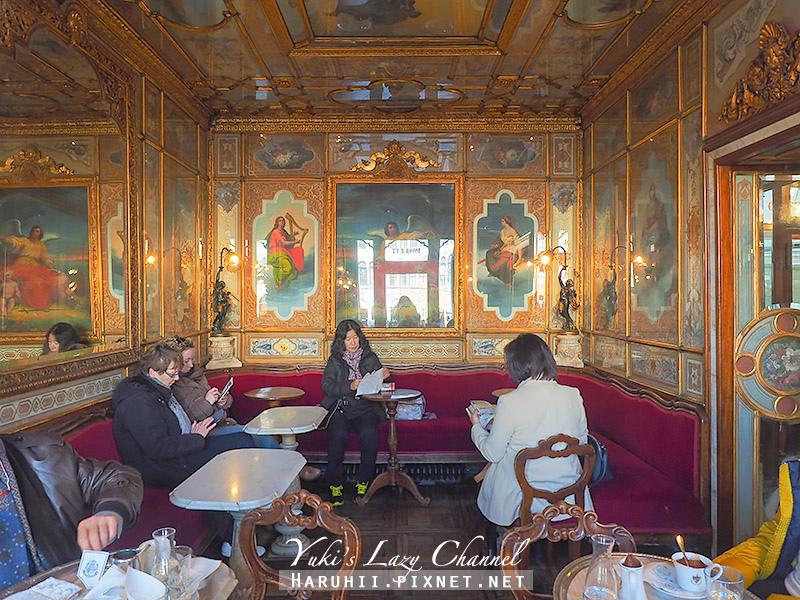 威尼斯弗洛里安咖啡館Caffe Florian花神咖啡館10.jpg