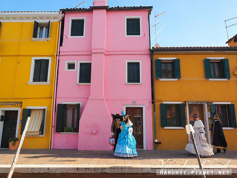 彩色島蕾絲島布拉諾島Burano6