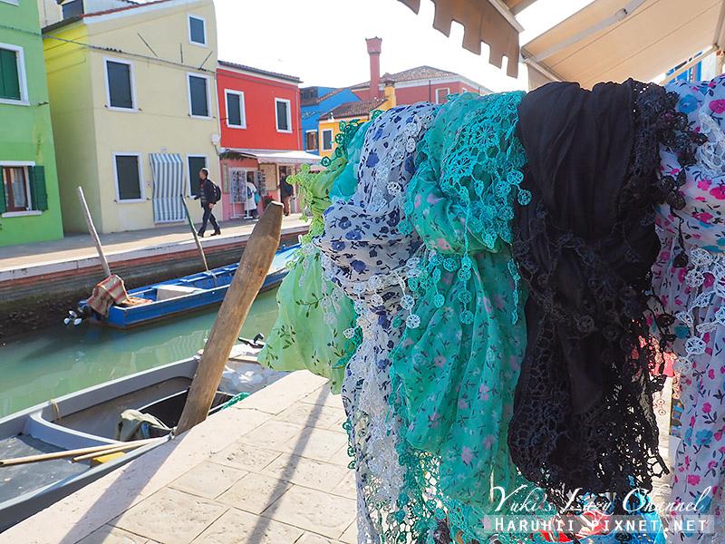 彩色島蕾絲島布拉諾島Burano9