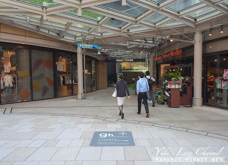 nine hours Namba station 難波9小時膠囊旅館5.jpg