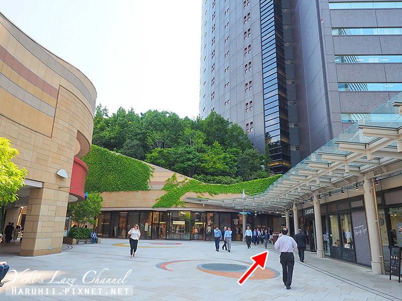nine hours Namba station 難波9小時膠囊旅館9.jpg