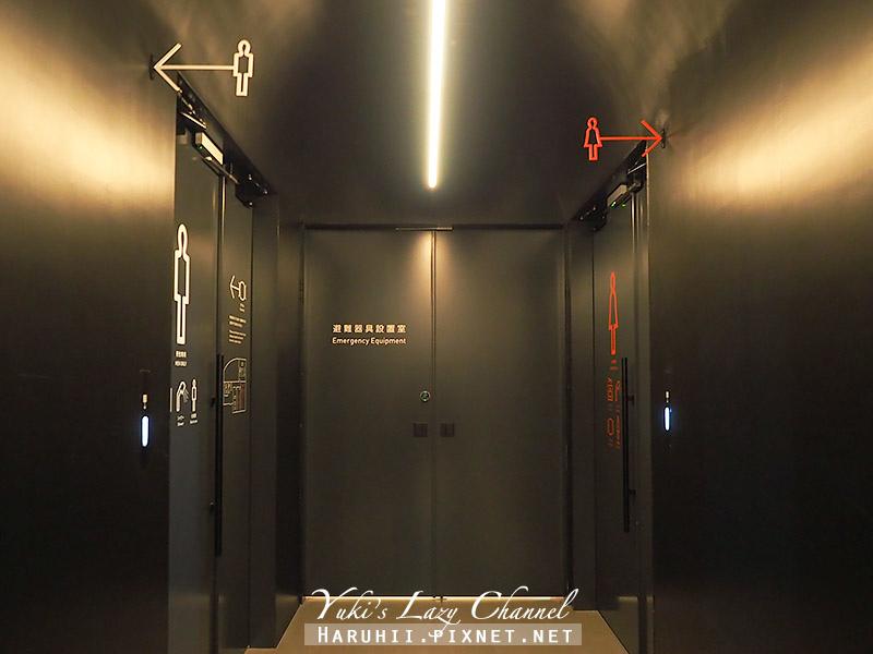 nine hours Namba station 難波9小時膠囊旅館31.jpg