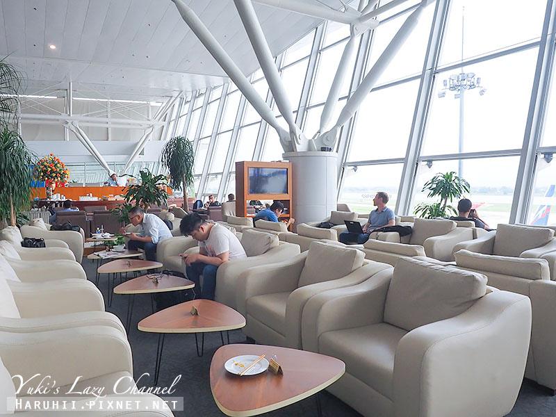 河內機場貴賓室NIA Lounge1.jpg