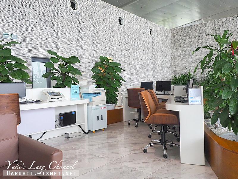 河內機場貴賓室NIA Lounge3.jpg