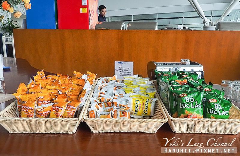 河內機場貴賓室NIA Lounge10.jpg