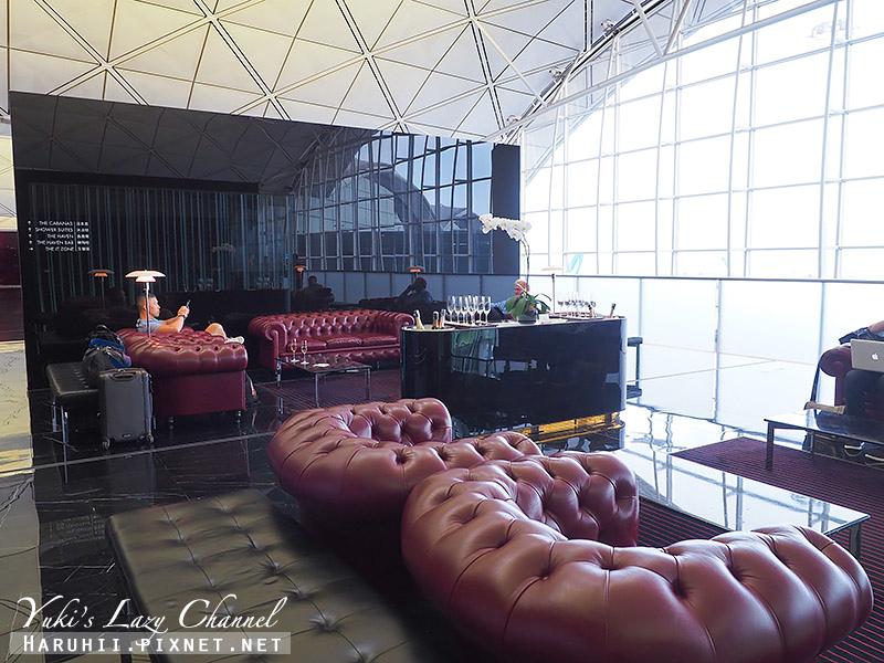 香港貴賓室國泰航空寰宇堂THE WING頭等貴賓室6.jpg