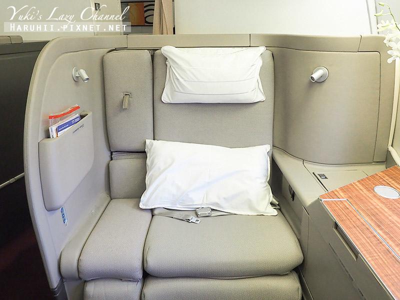 國泰航空頭等艙CX812香港波士頓3.jpg