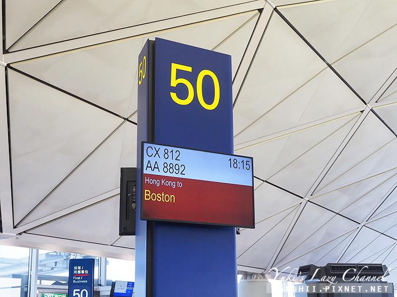國泰航空頭等艙CX812香港波士頓6.jpg