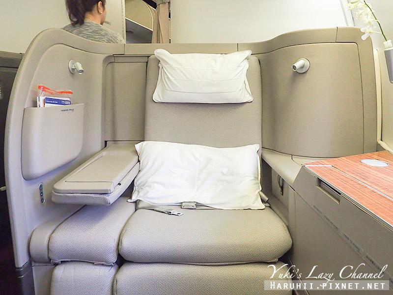 國泰航空頭等艙CX812香港波士頓8.jpg