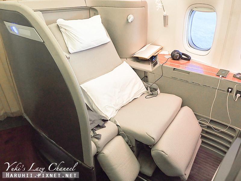 國泰航空頭等艙CX812香港波士頓12.jpg