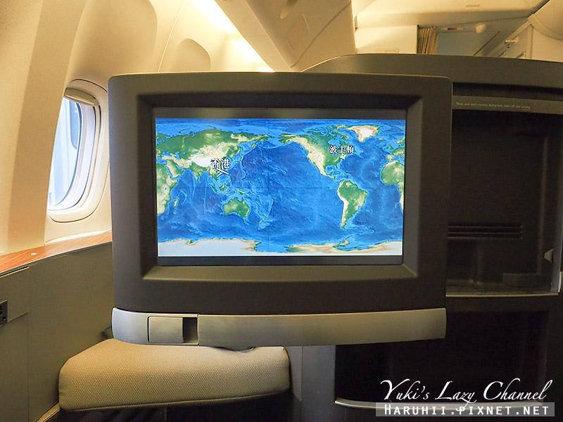 國泰航空頭等艙CX812香港波士頓26.jpg