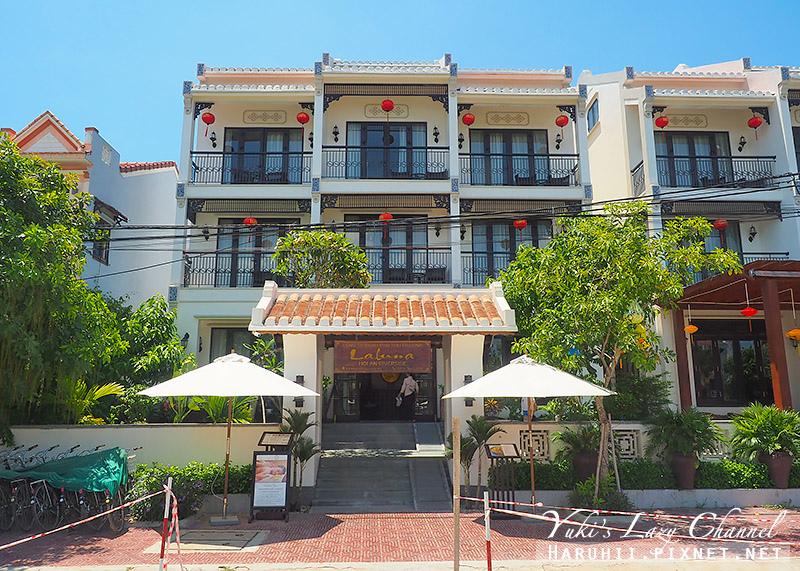 Laluna Hoi An Riverside Hotel & Spa拉魯娜會安河濱溫泉飯店1.jpg