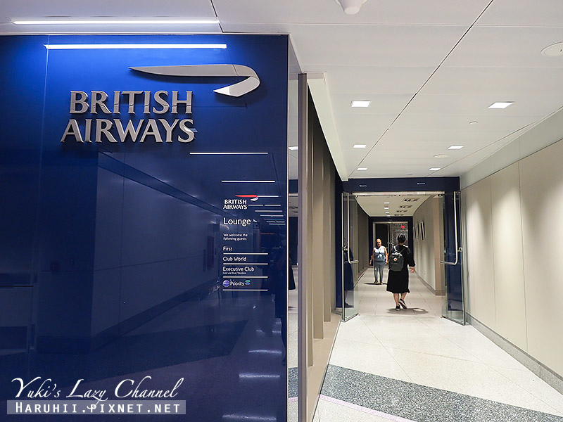 波士頓機場英航貴賓室British Airways Terraces Lounge.jpg