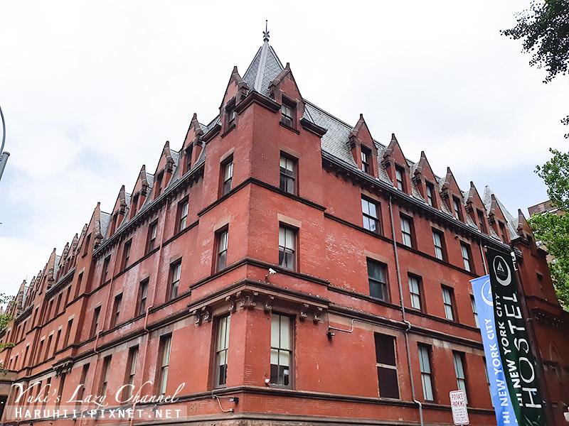 紐約便宜住宿HI NYC Hostel你好紐約旅舍18.jpg