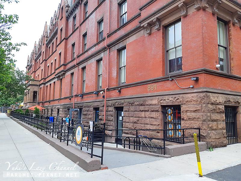 紐約便宜住宿HI NYC Hostel你好紐約旅舍20.jpg