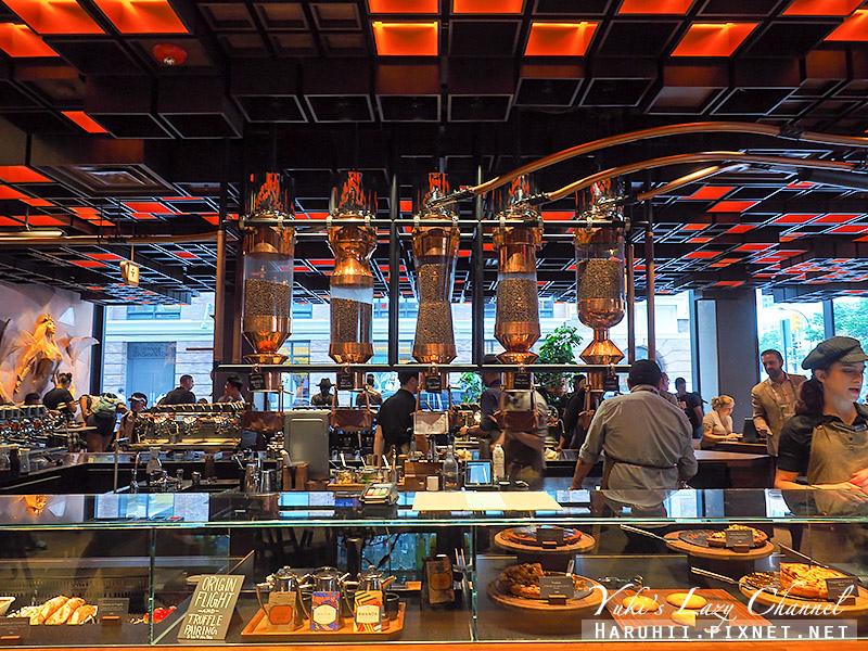 紐約星巴克旗艦店Starbucks Reserve Roastery3.jpg