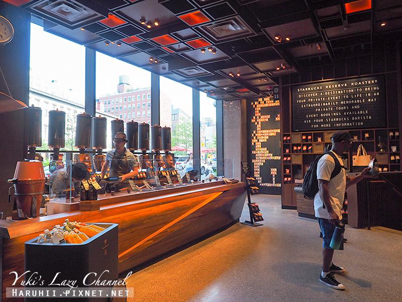 紐約星巴克旗艦店Starbucks Reserve Roastery5.jpg