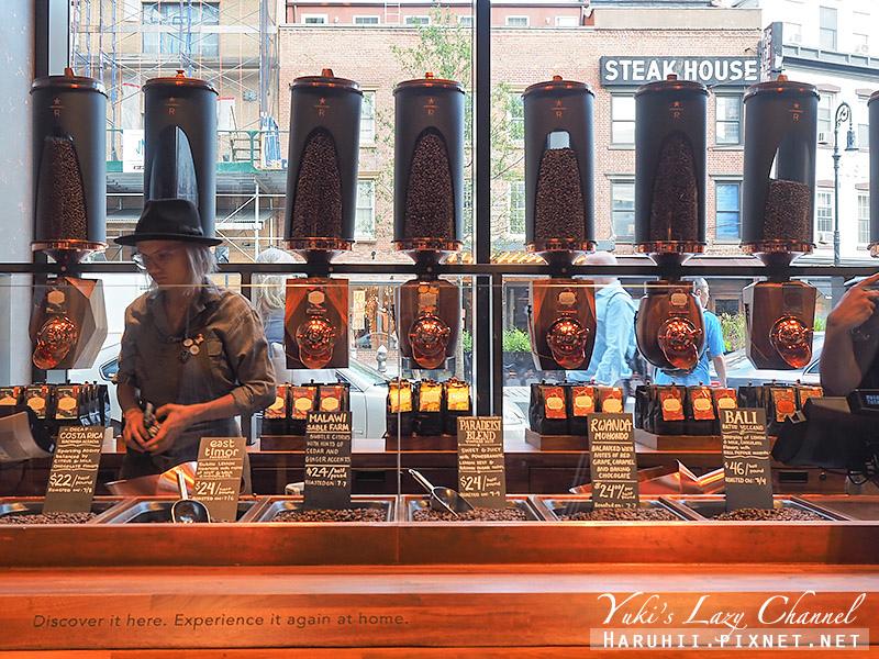 紐約星巴克旗艦店Starbucks Reserve Roastery7.jpg