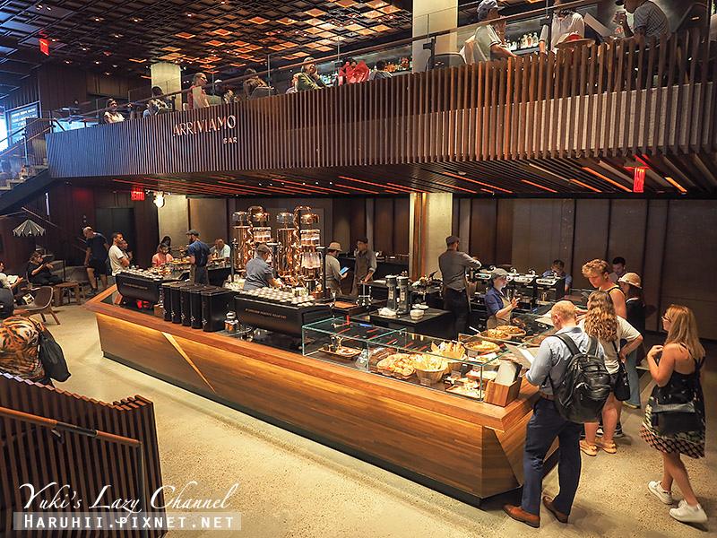 紐約星巴克旗艦店Starbucks Reserve Roastery8.jpg