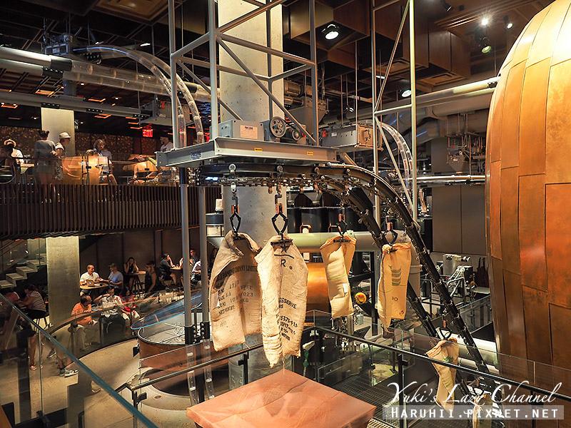 紐約星巴克旗艦店Starbucks Reserve Roastery9.jpg