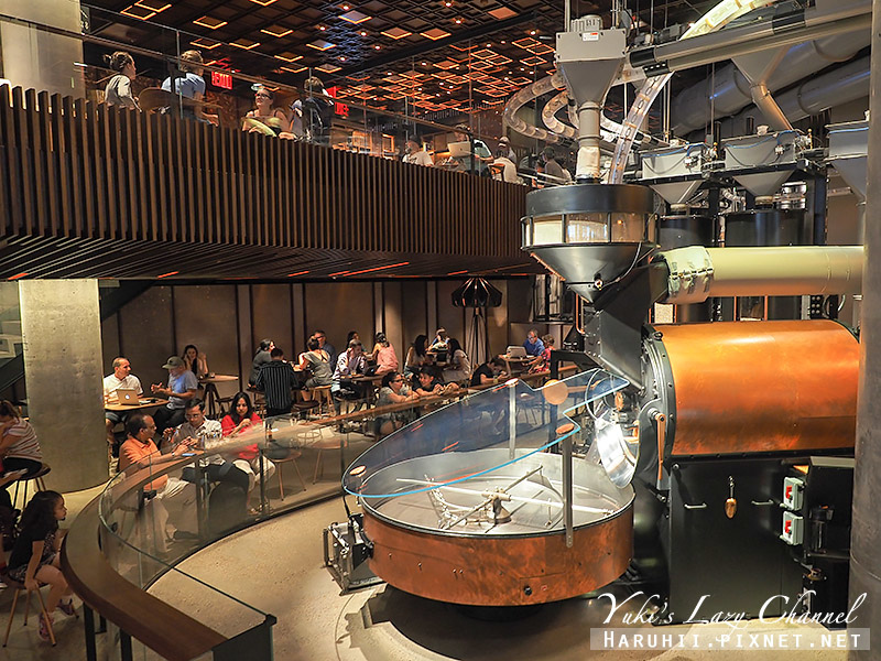 紐約星巴克旗艦店Starbucks Reserve Roastery11.jpg