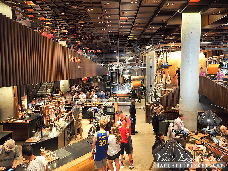 紐約星巴克旗艦店Starbucks Reserve Roastery12.jpg