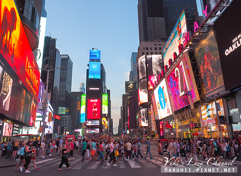 紐約時代廣場Times Square5.jpg