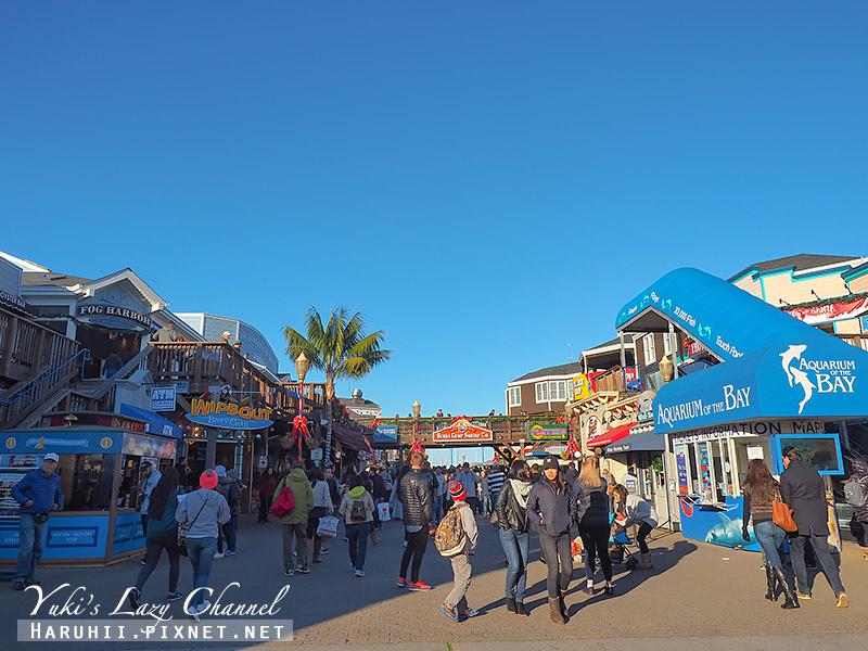 舊金山漁人碼頭Fisherman's Wharf Pier39 2.jpg