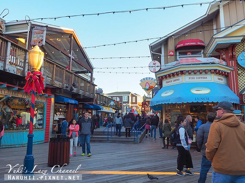 舊金山漁人碼頭Fisherman's Wharf Pier39 7.jpg