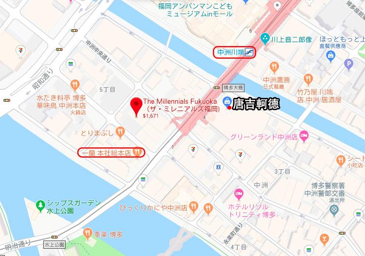 The Millennials Fukuoka map.jpg