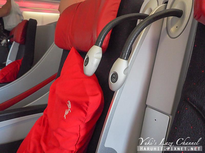 AirAsia亞航商務艙豪華平躺座椅9.jpg