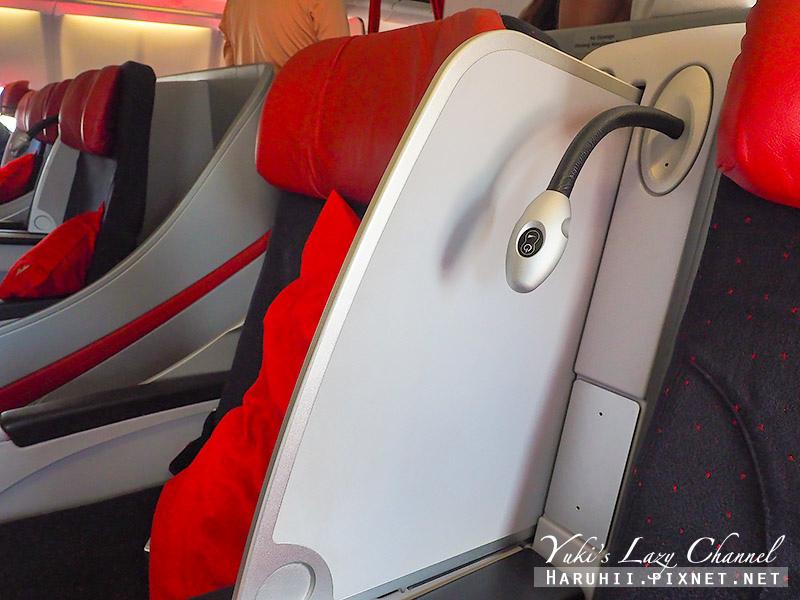 AirAsia亞航商務艙豪華平躺座椅10.jpg