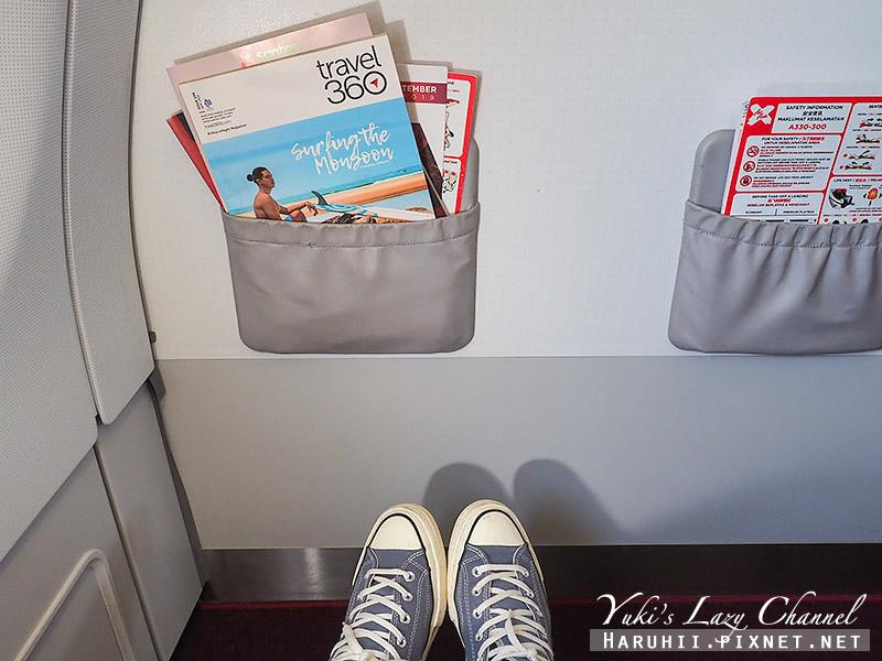 AirAsia亞航商務艙豪華平躺座椅14.jpg