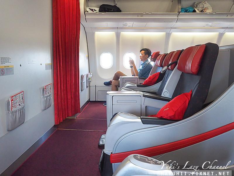 AirAsia亞航商務艙豪華平躺座椅15.jpg
