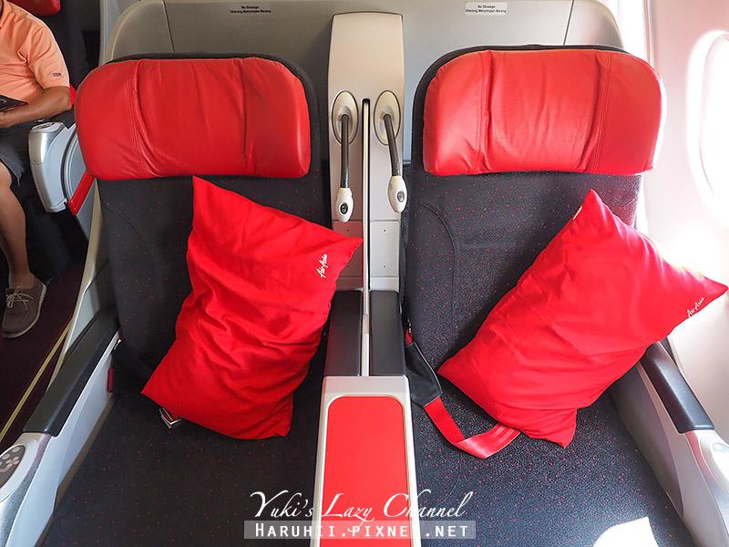 AirAsia亞航商務艙豪華平躺座椅23.jpg