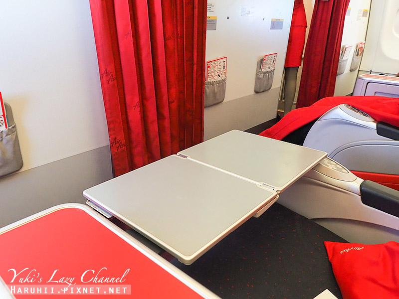 AirAsia亞航商務艙豪華平躺座椅33.jpg