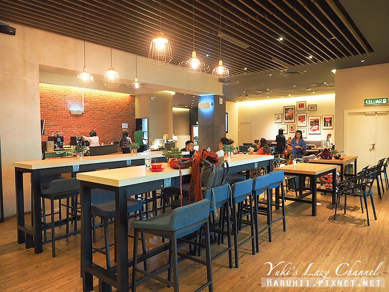 AirAsia亞航尊榮紅色貴賓室KLIA2 Red Lounge4.jpg
